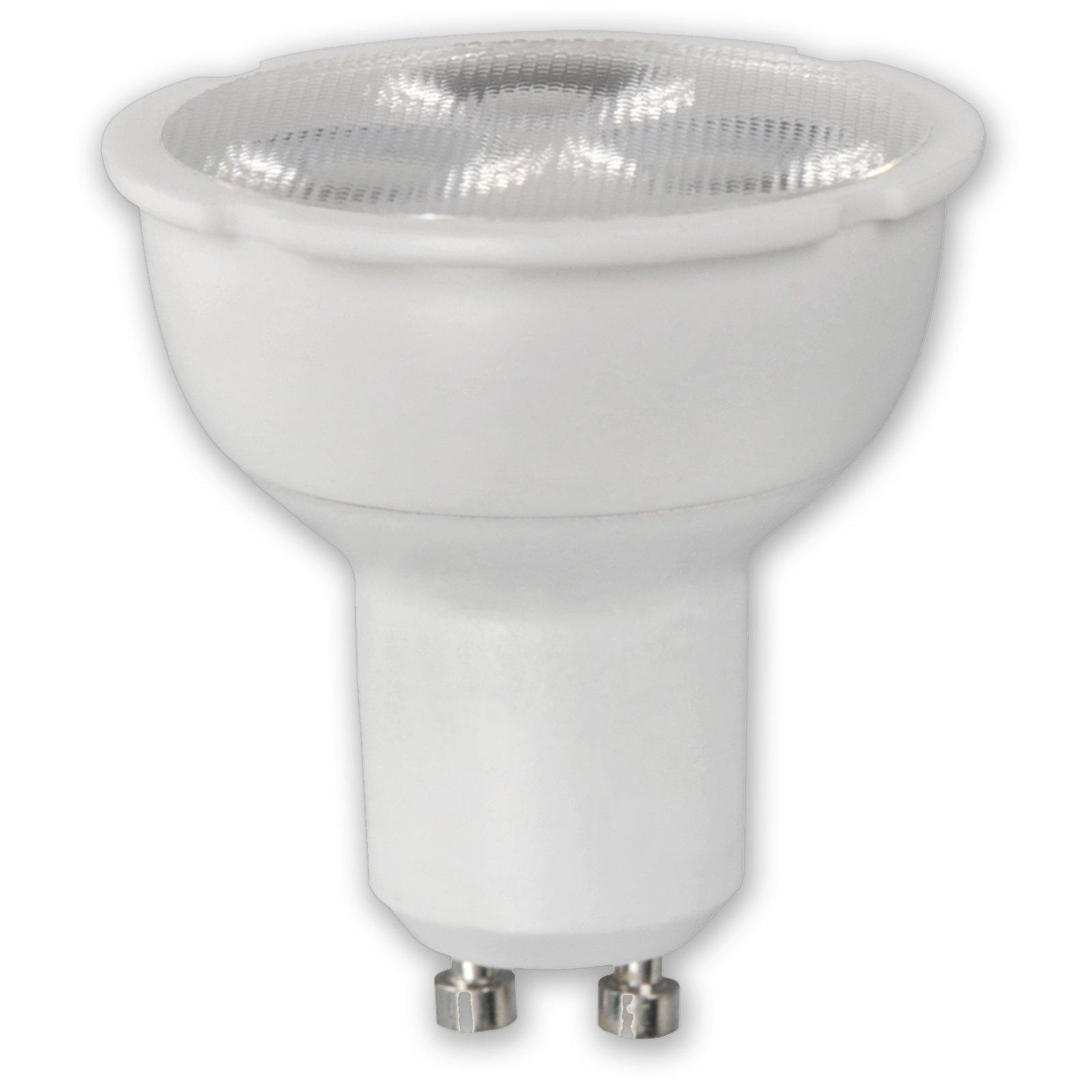 led reflektor leuchtmittel gu10 5 7 watt led leuchtmittel leuchtmittel gl hbirnen. Black Bedroom Furniture Sets. Home Design Ideas
