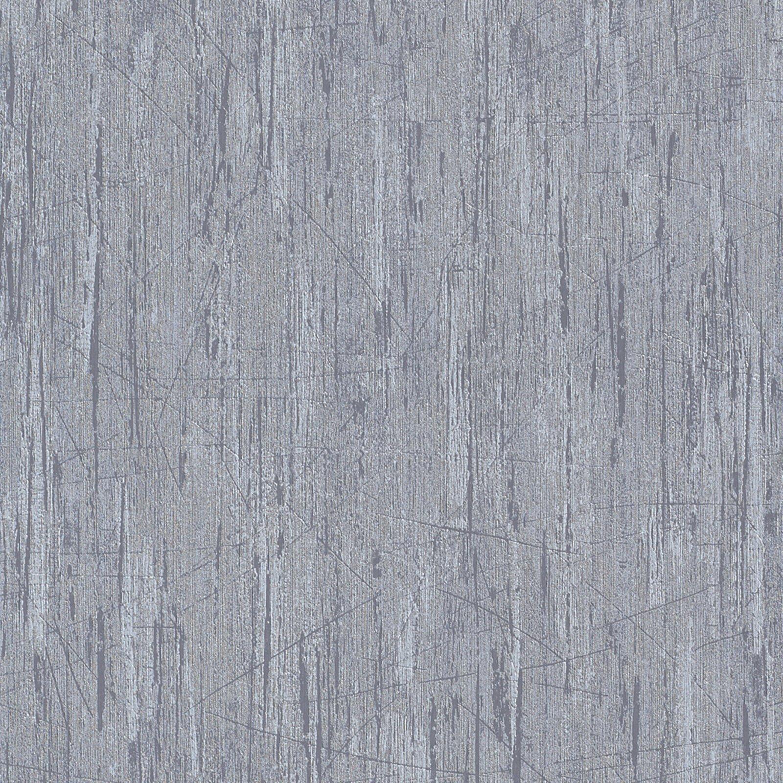 Vliestapete silber grau 10 meter vliestapeten for Roller tapeten