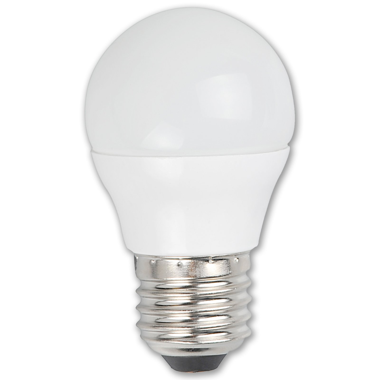 led leuchtmittel tropfen e27 6 watt warmwei led. Black Bedroom Furniture Sets. Home Design Ideas