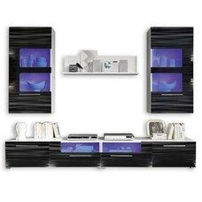 sch ne wohnw nde von roller wohnwand g nstig online bestellen. Black Bedroom Furniture Sets. Home Design Ideas
