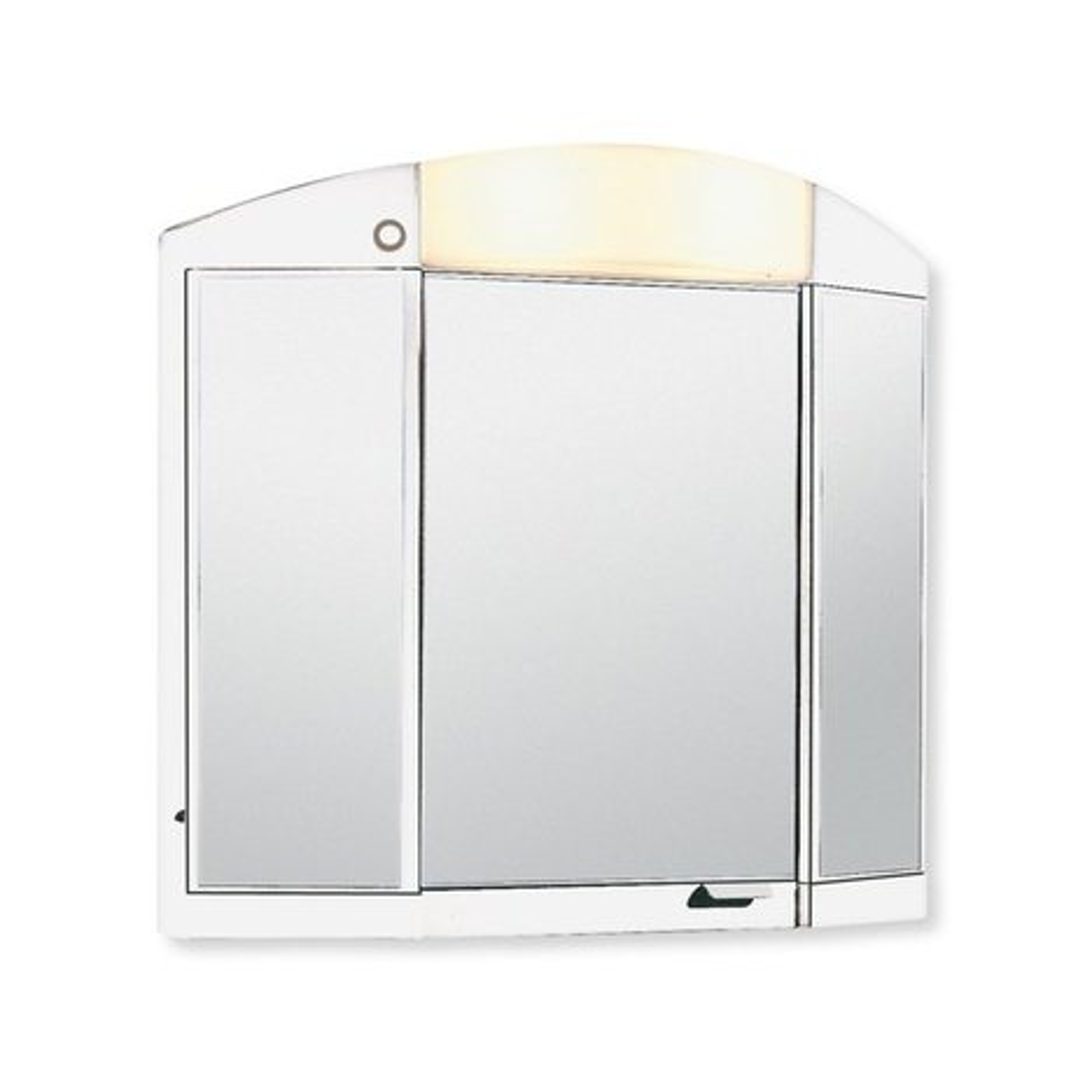 spiegelschrank antaris wei 57130 011 spiegelschr nke badm bel badezimmer wohnbereiche. Black Bedroom Furniture Sets. Home Design Ideas