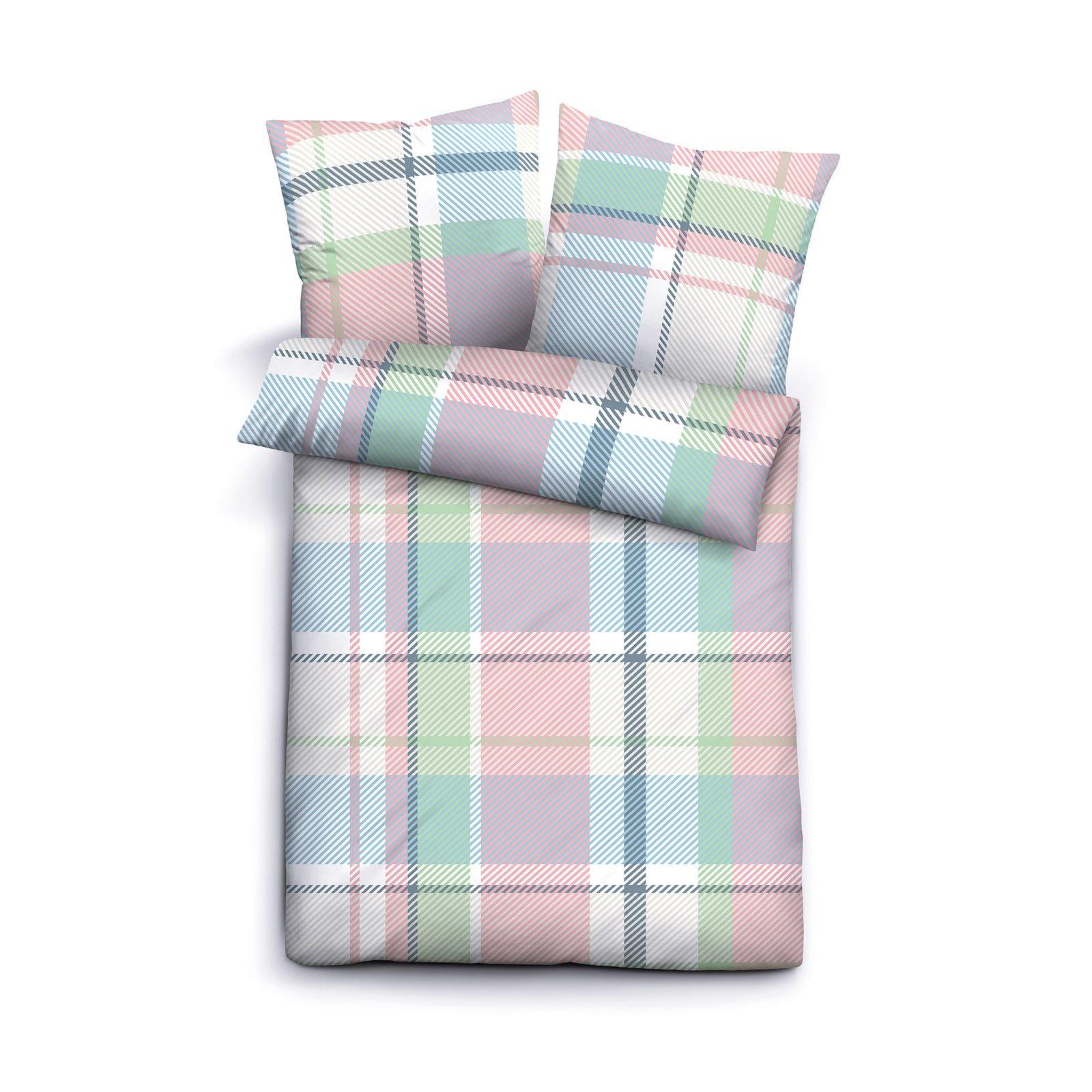 seersucker bettw sche azalee ros 135x200 cm bettw sche bettw sche bettlaken. Black Bedroom Furniture Sets. Home Design Ideas