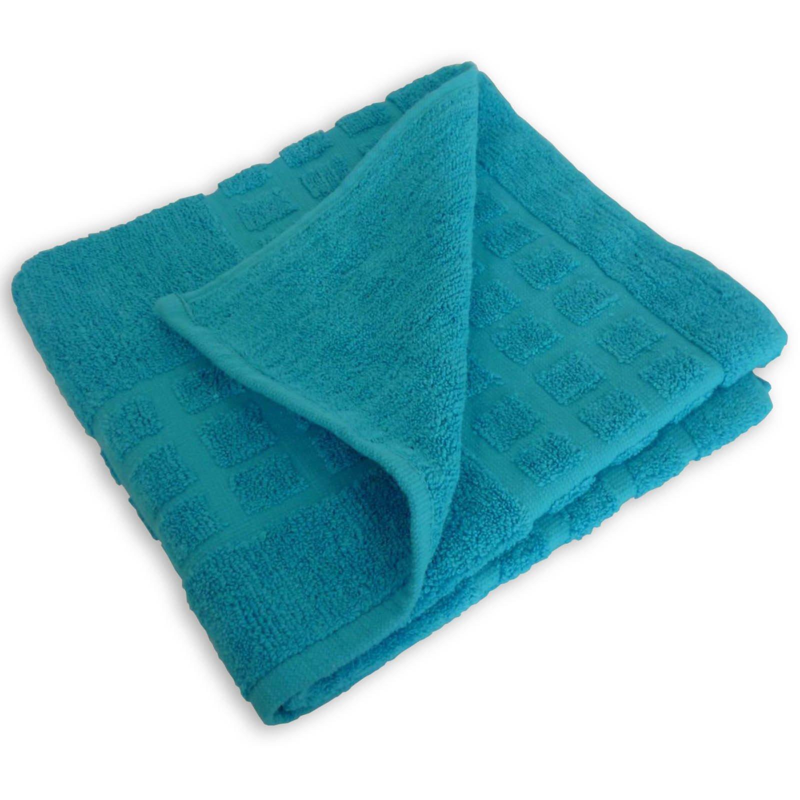 badvorleger premium t rkis 50x70 cm badteppiche matten teppiche l ufer deko. Black Bedroom Furniture Sets. Home Design Ideas