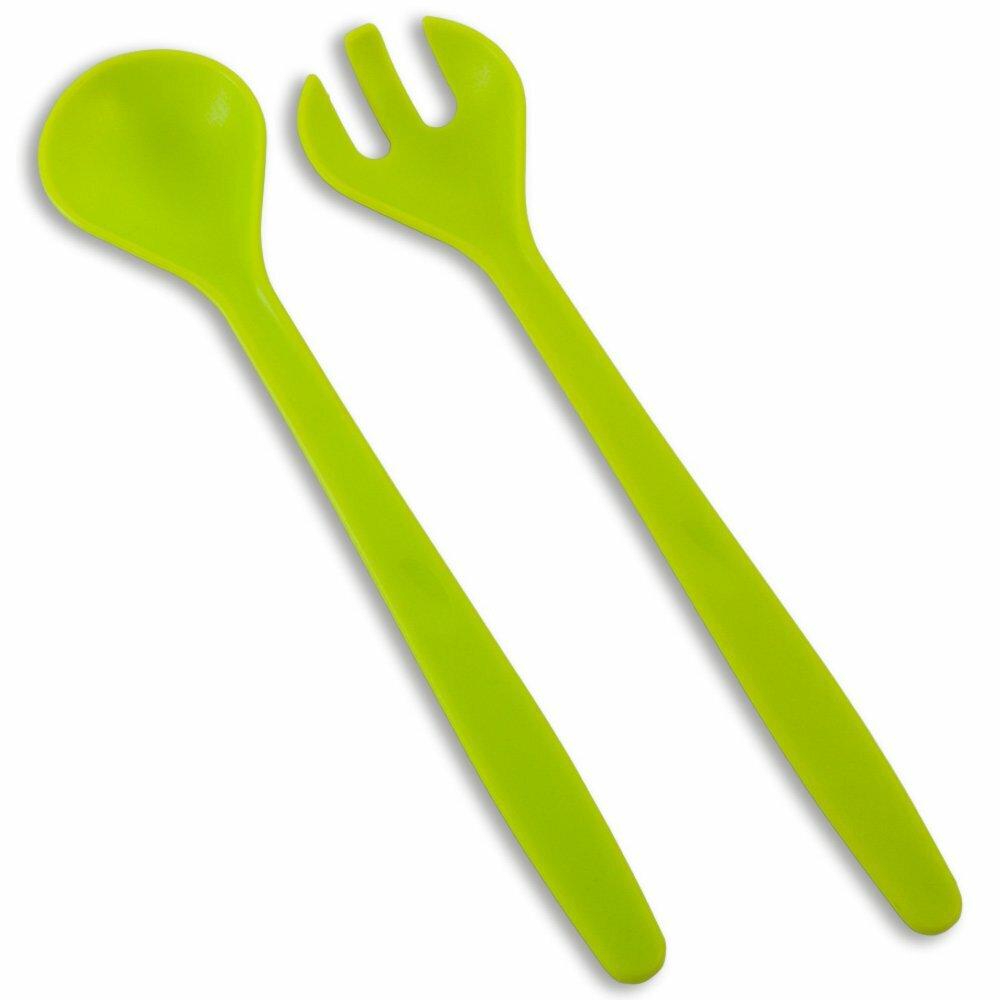 Salatbesteck Kunststoff