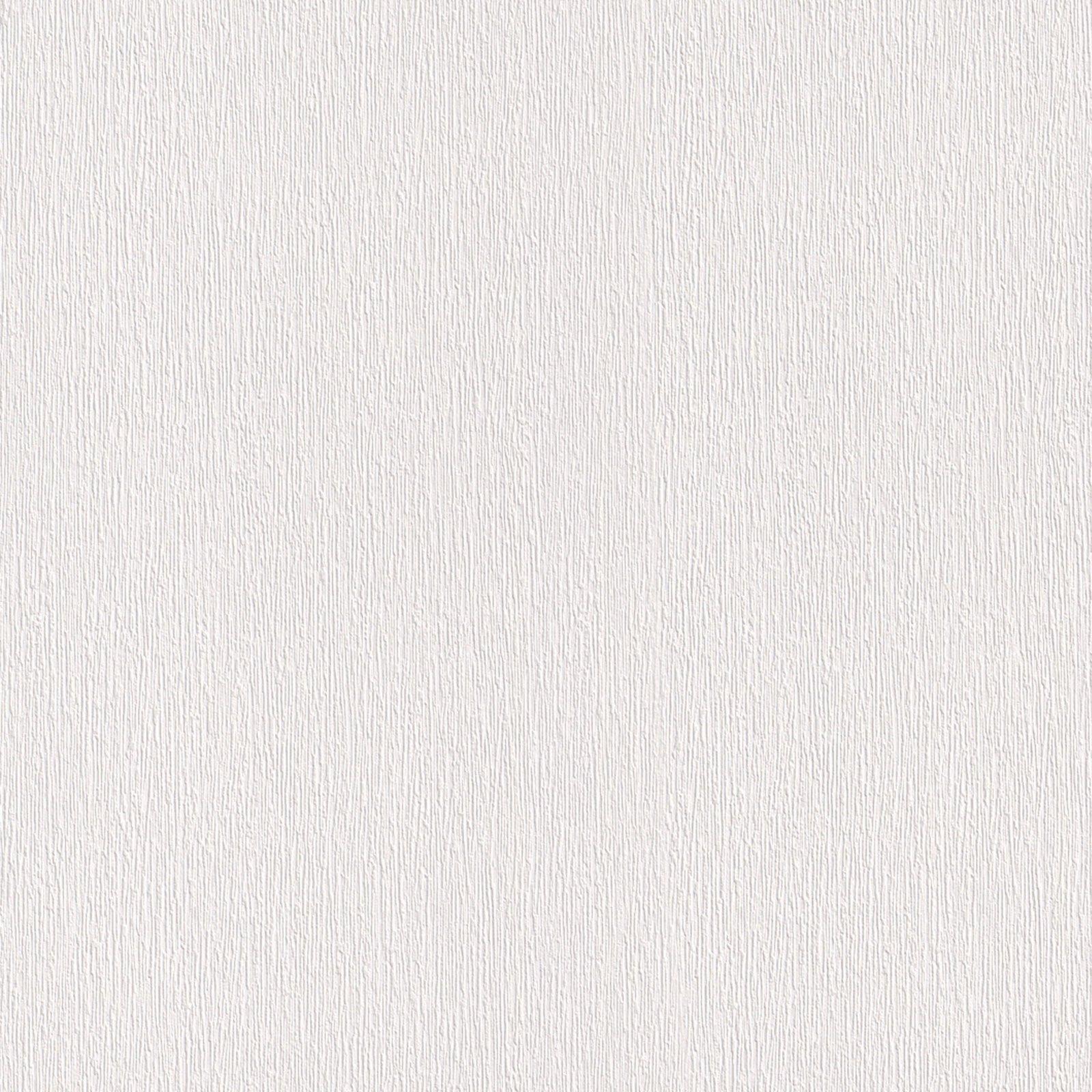 Vliestapete uni weiss 10 meter vliestapeten for Tapeten roller