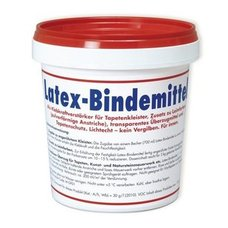 KVS Latex-Bindemittel - farblos - 700 ml