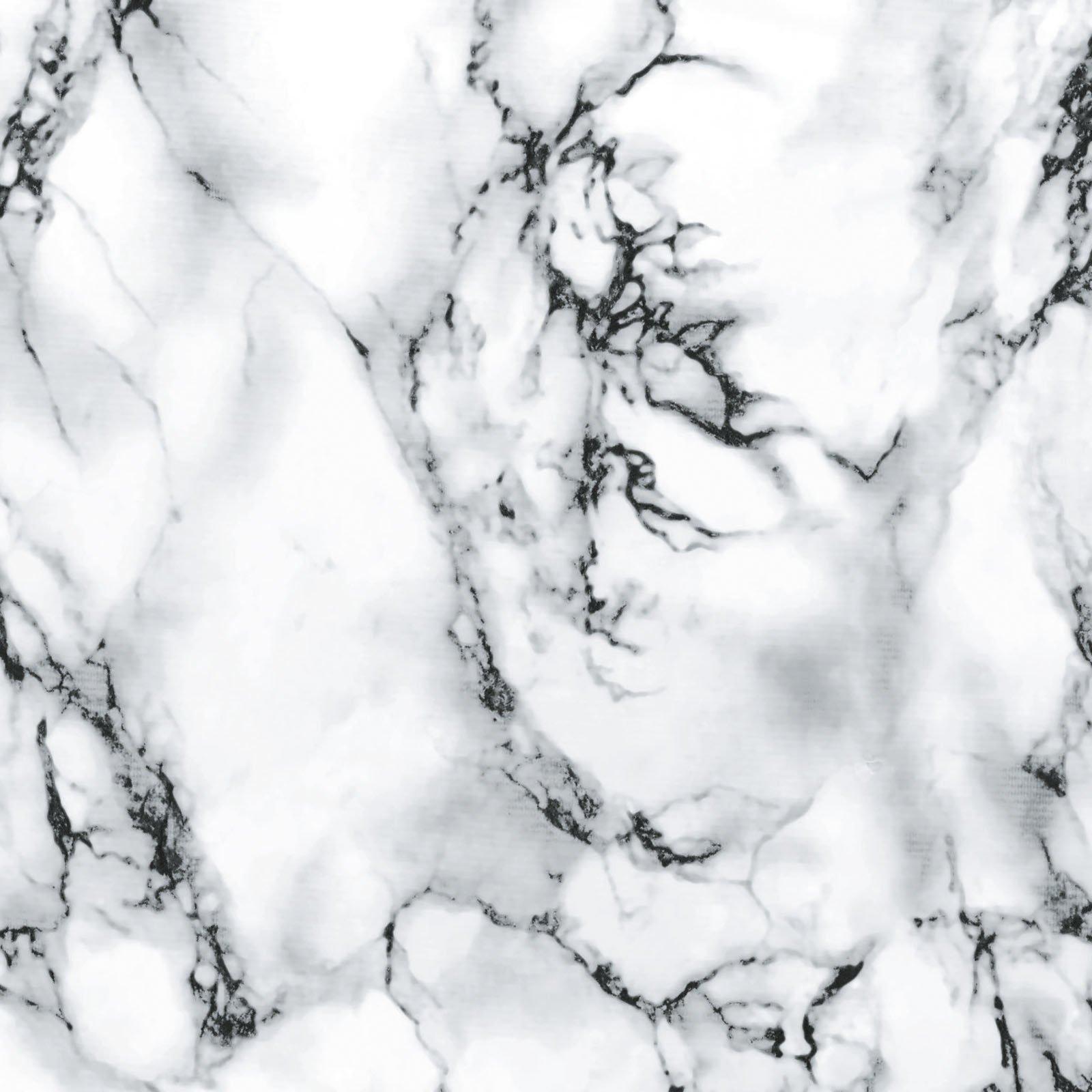 d-c fix Klebefolie - weiß-grau - Marmor - 45x200 cm