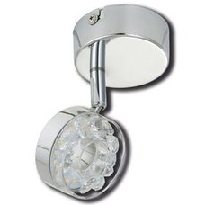 LED-Spot ICE - chrom - 1-flammig - Metall
