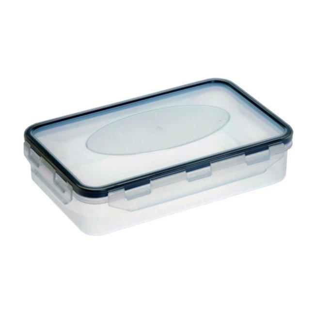 Vakuumdose-Vorratsdose - klar - 0,9 Liter