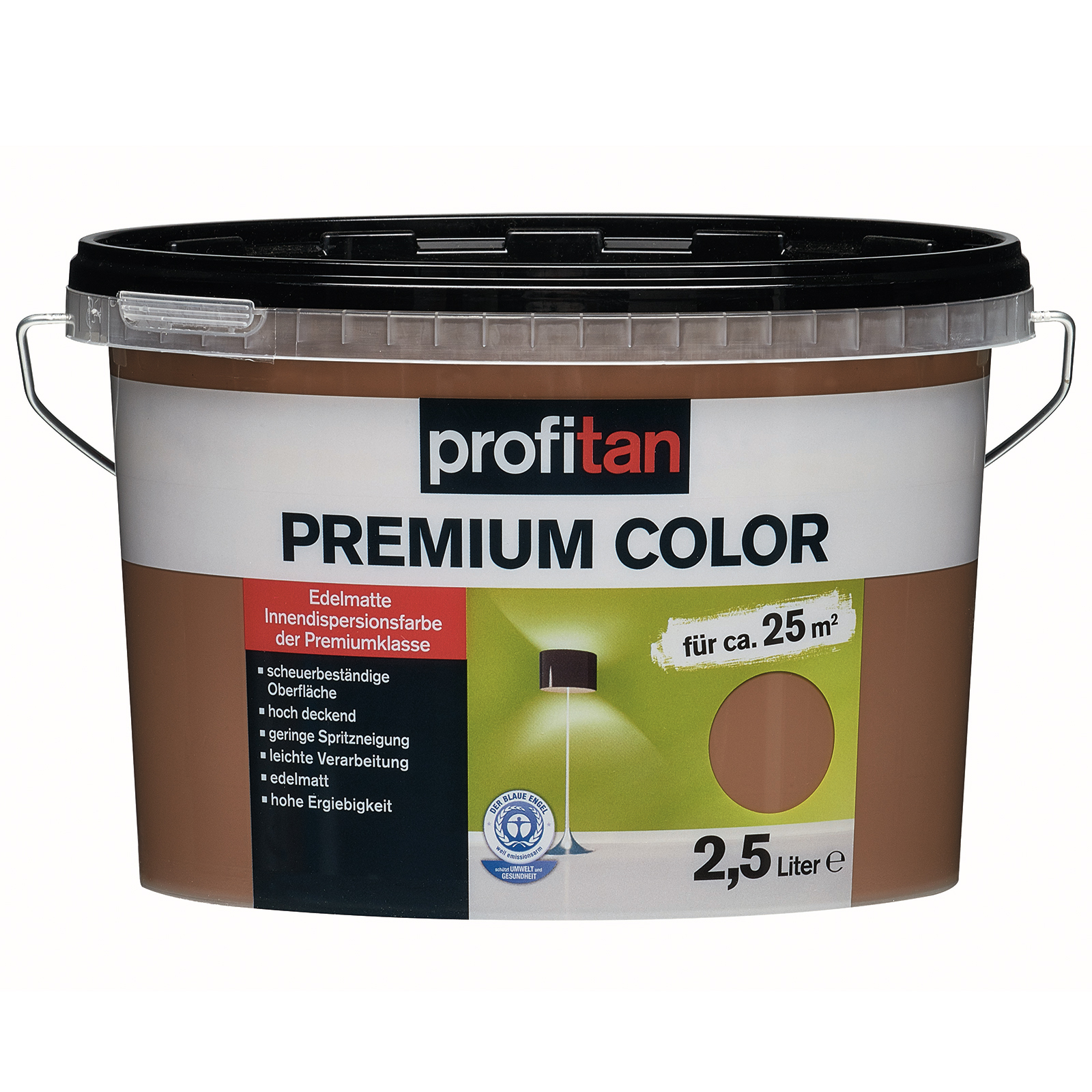 Profitan Wandfarbe Premium Color