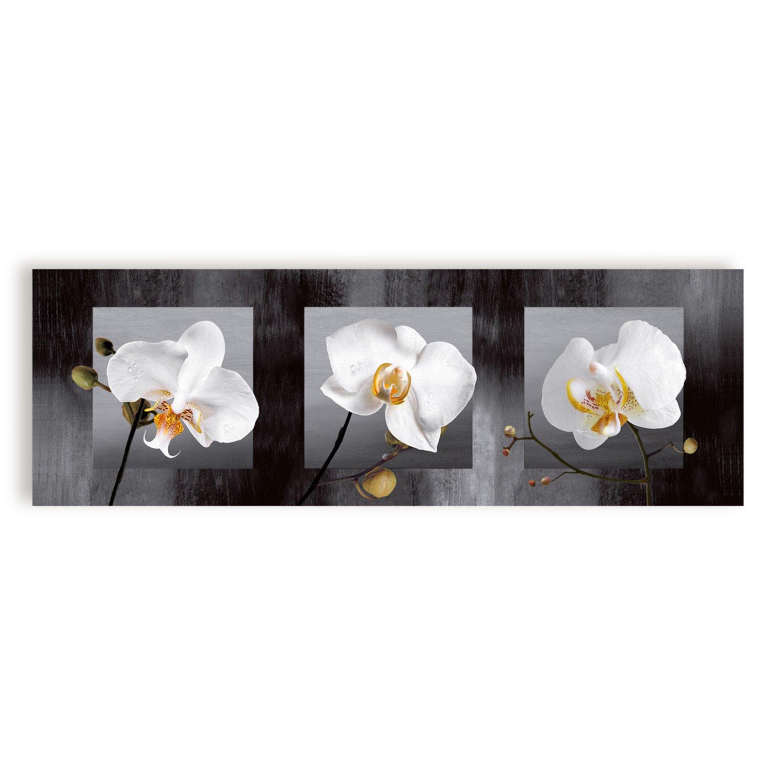 Keilrahmenbild Orchiedeen 50x150 Cm Bilder Gem Lde
