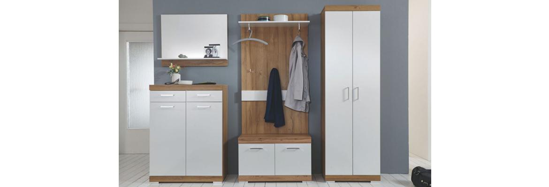 Garderobe bristol garderobenprogramme flur diele for Garderobe zumba