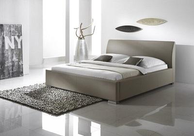 8b290247fa Dabei können Sie aus verschiedensten Bezügen wählen, sodass sich das Bett  problemlos in jede Umgebung und jeden Wohnstil integrieren kann. Von Leder  bis ...