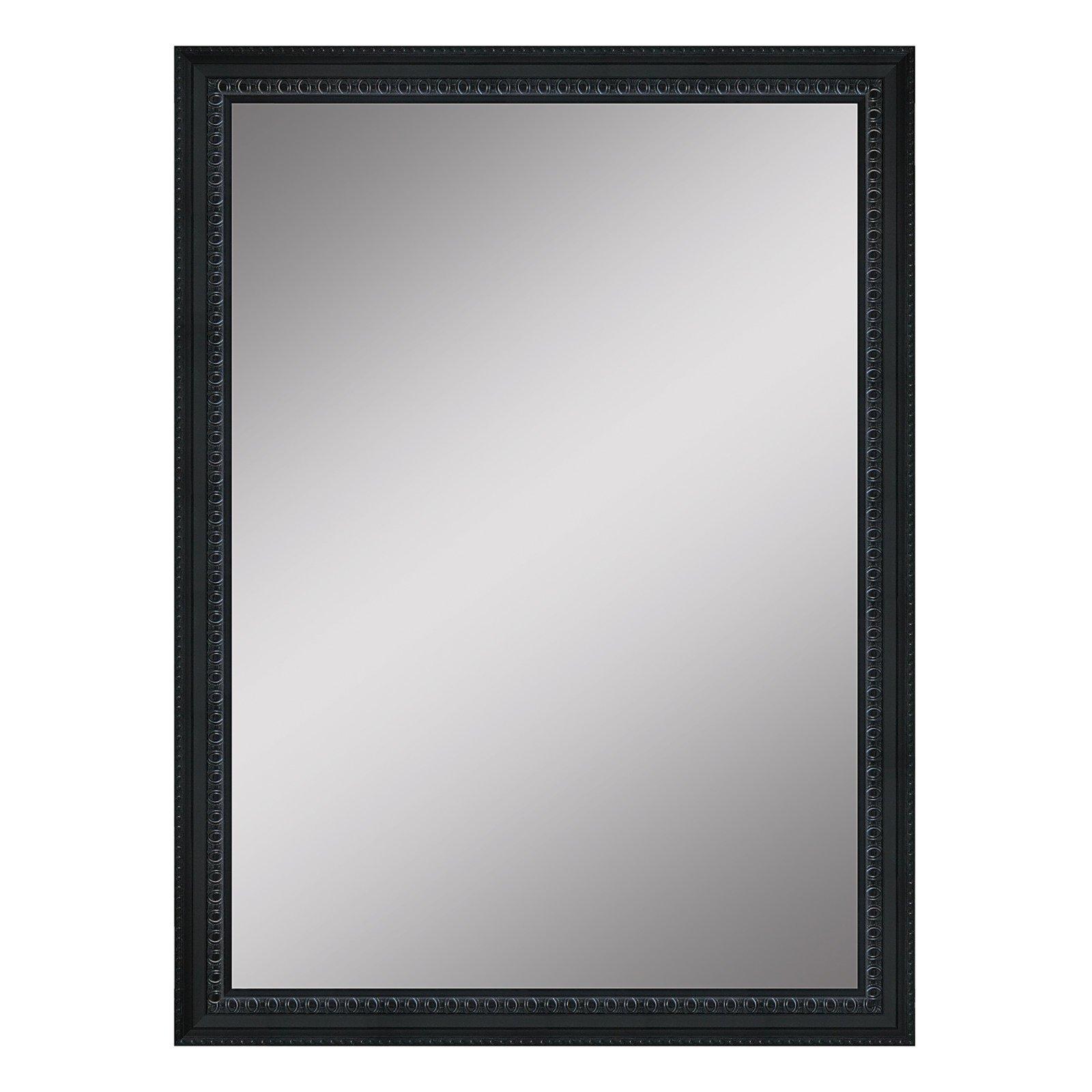 Spiegel FLORIDA - schwarz - 50x70 cm