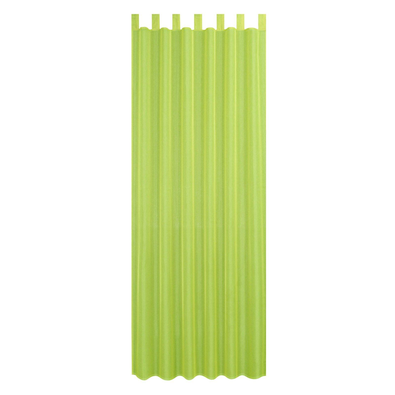 Schlaufenschal ALSTER - grün - 140x235 cm