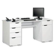 Computertisch glas schwarz  Praktische Computertische von ROLLER - Computertisch günstig online