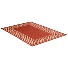 In /Outdoorteppich OSLO   Terracotta   Verschiedene Größen