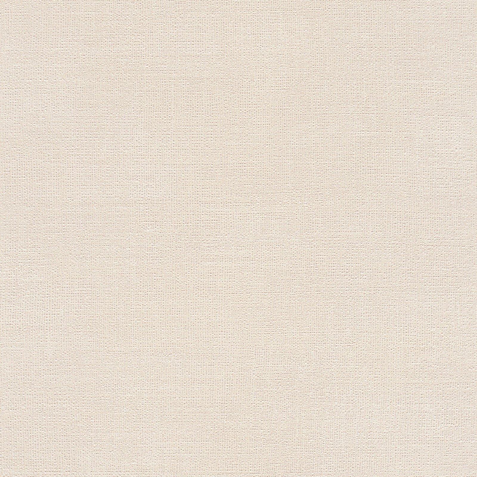 Vinyltapete uni beige mit struktur 10 meter for Roller tapeten