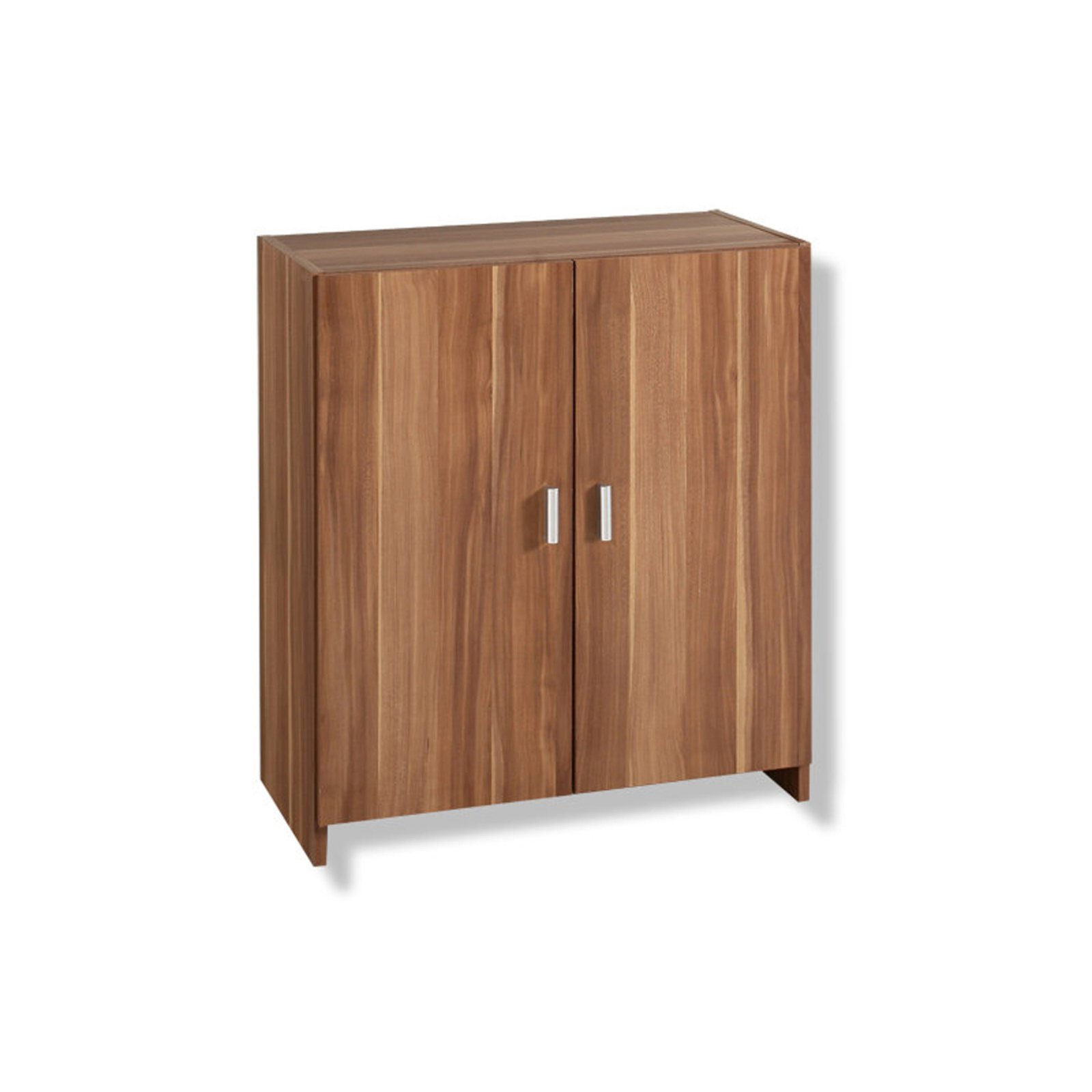 kommode bingo walnuss 2 t ren kommoden sideboards m bel m belhaus roller. Black Bedroom Furniture Sets. Home Design Ideas