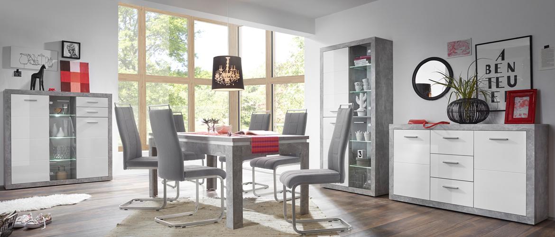speisezimmer stone esszimmer programme esszimmer. Black Bedroom Furniture Sets. Home Design Ideas