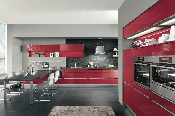 Bei Einbauküchen Bzw. Frei Geplanten Küchen Haben Kunden Die Möglichkeit,  Anpassungen Vorzunehmen. So Kann Etwa Die Länge Der Küche Gezielt An Den  Raum ...
