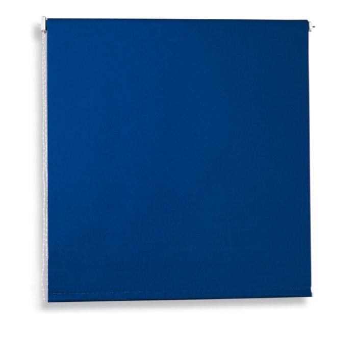 Verdunklungsrollo - marine - 140x180 cm