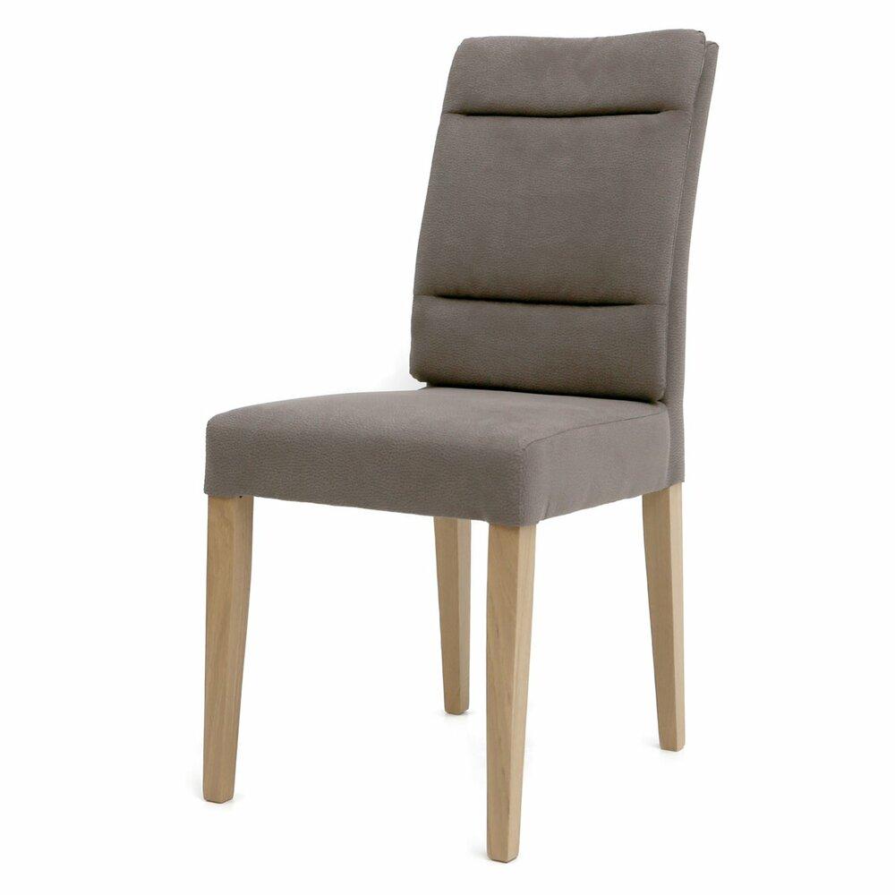 polsterstuhl hamburg taupe eiche bianco massiv polsterst hle st hle st hle hocker. Black Bedroom Furniture Sets. Home Design Ideas