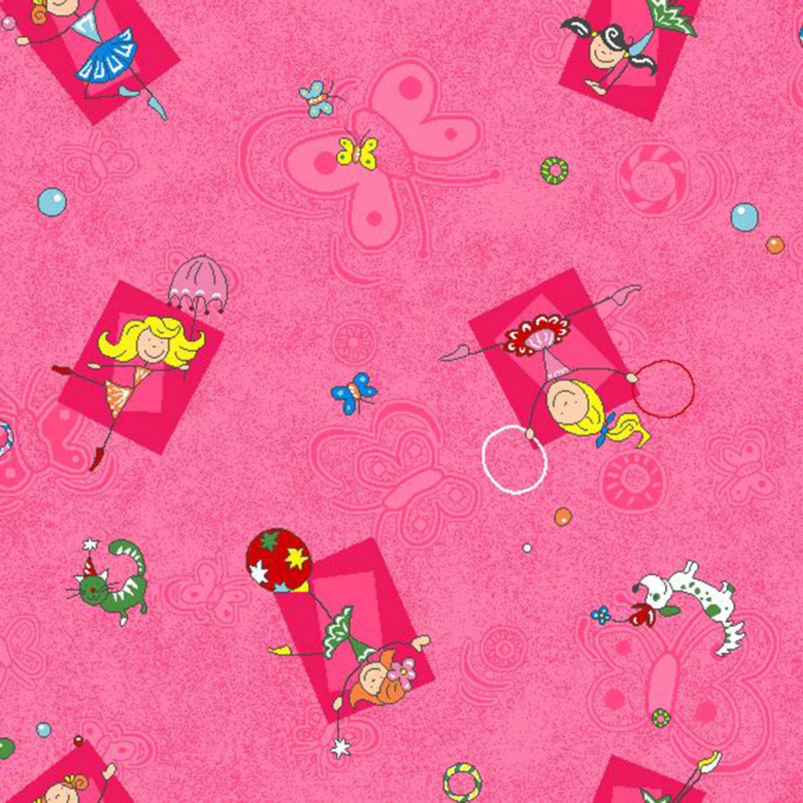 Teppichboden happy pink 4 meter breit teppichboden for Kuchenzeile 4 meter breit
