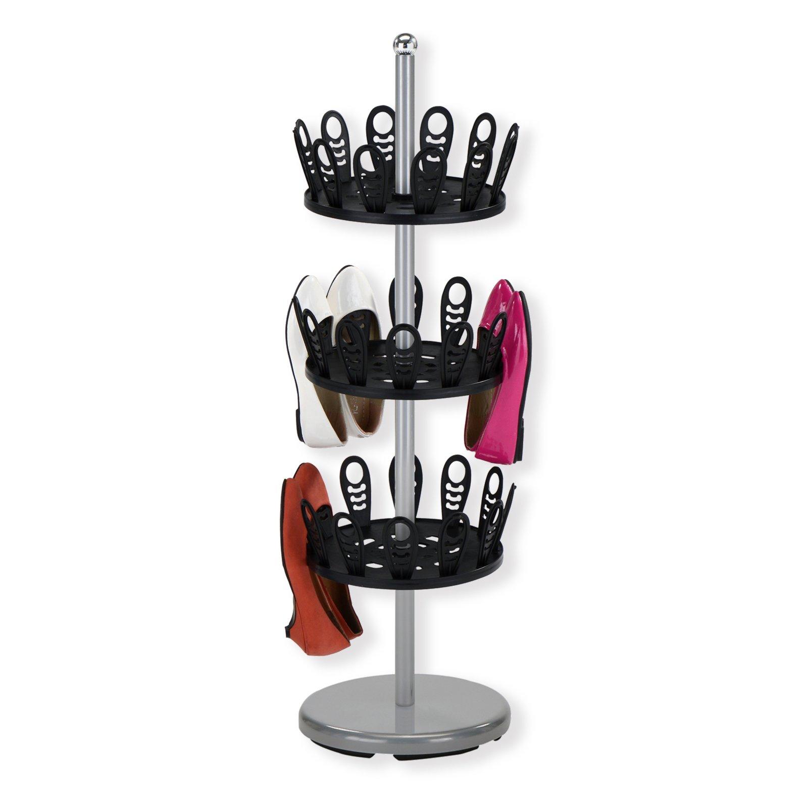 roller schuh rondell f r 18 paar schuhe ebay. Black Bedroom Furniture Sets. Home Design Ideas