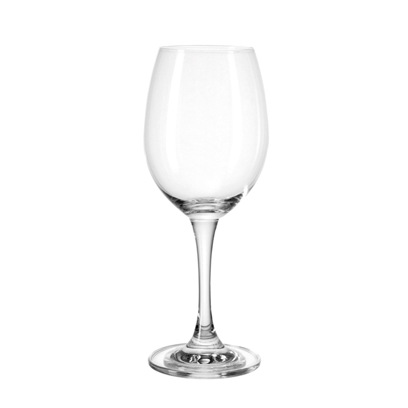 6er Set Weißweingläser FIRST - je 325 ml