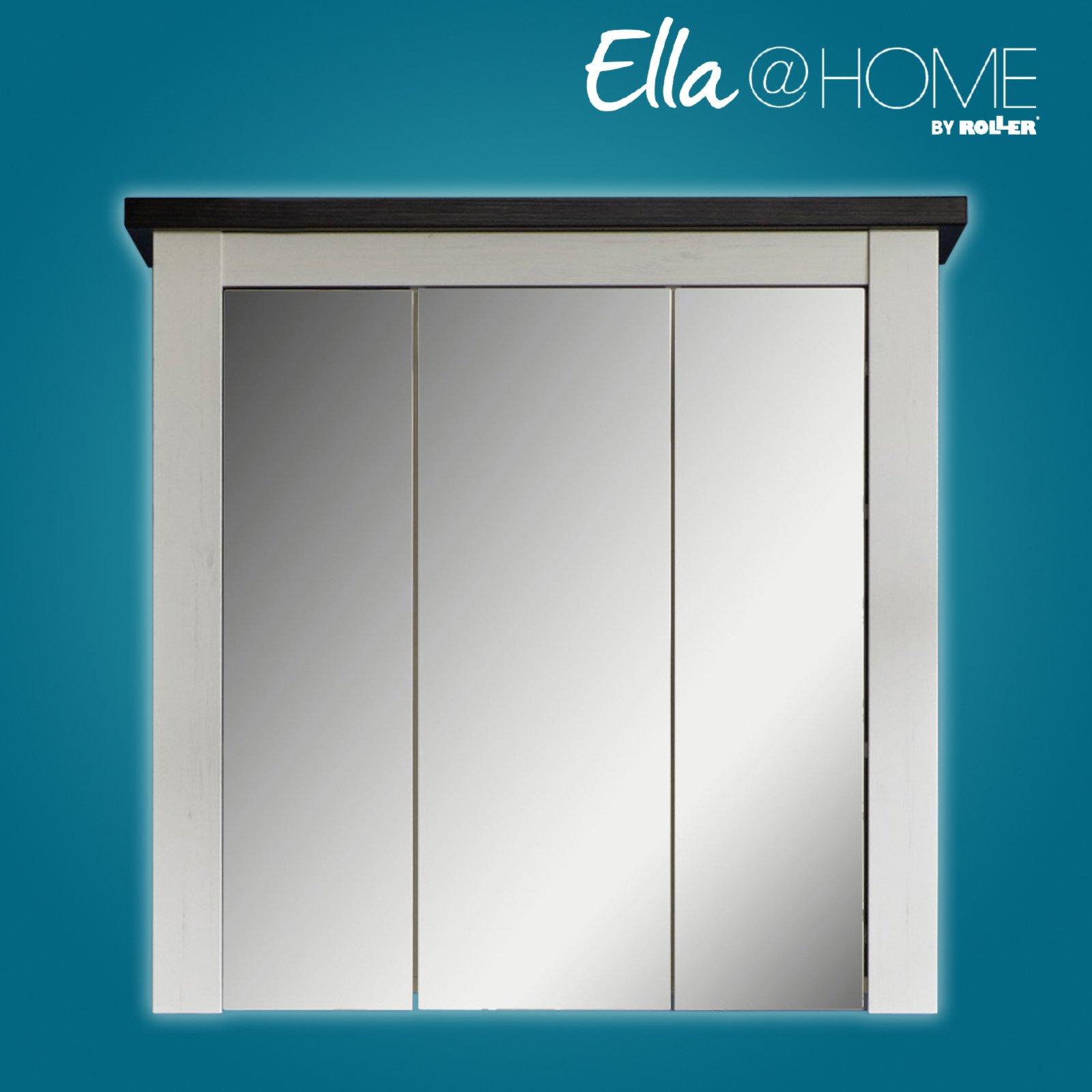 spiegelschrank montreal pinie wei wenge badprogramm. Black Bedroom Furniture Sets. Home Design Ideas