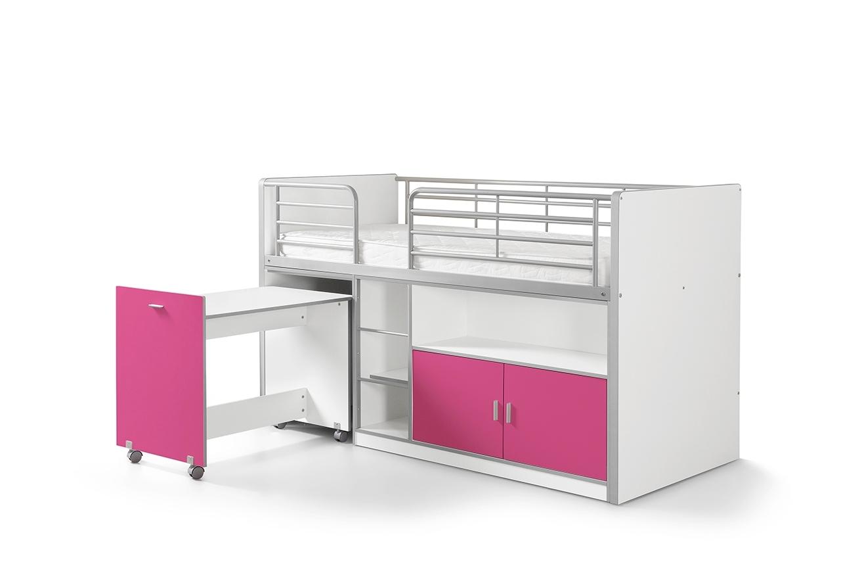 Hochbett Weiß Mit Schreibtisch 2021