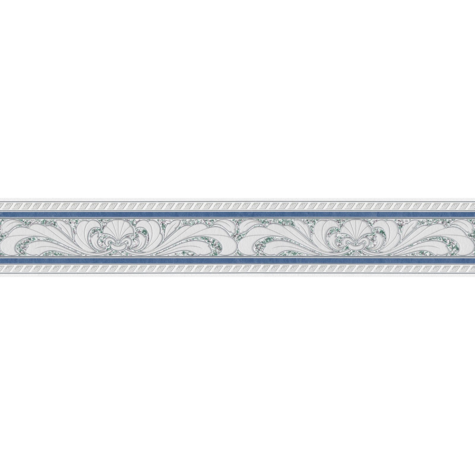 a s creation vinyl borte einzelbl tter 2003 blau 10 cm bord ren borten tapeten. Black Bedroom Furniture Sets. Home Design Ideas