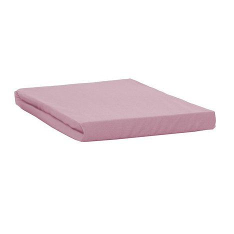 Kinder-Jersey-Bettlaken HIGH CLASS - rosa - 70x140 cm