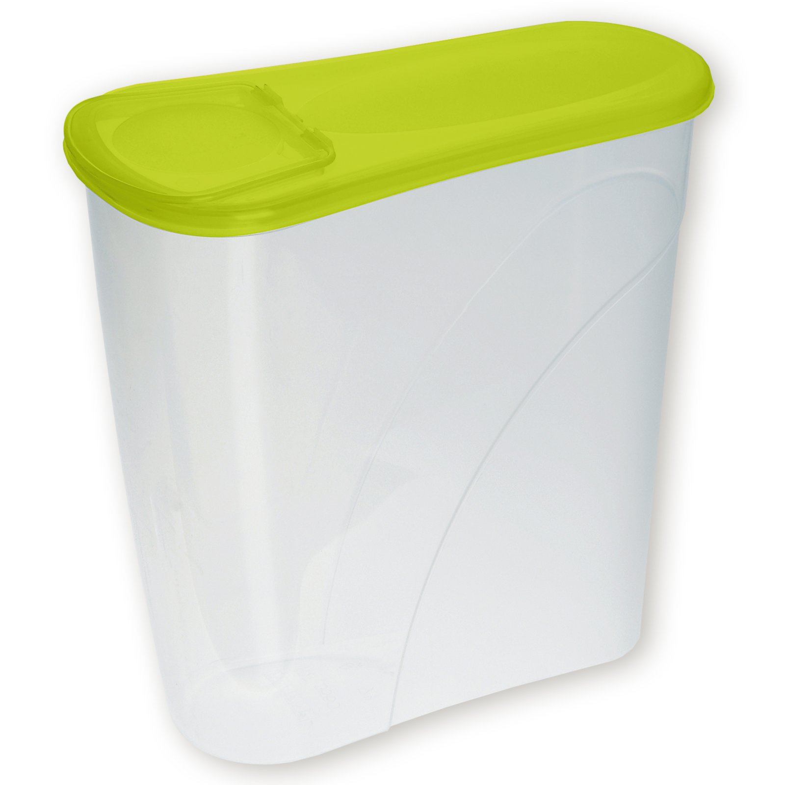 Schüttdose - lime - 2,6 Liter