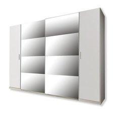schwebet renschr nke kleiderschr nke bei roller g nstig online kaufen. Black Bedroom Furniture Sets. Home Design Ideas