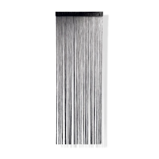 fadenstore string schwarz 90x245 cm fadengardinen. Black Bedroom Furniture Sets. Home Design Ideas