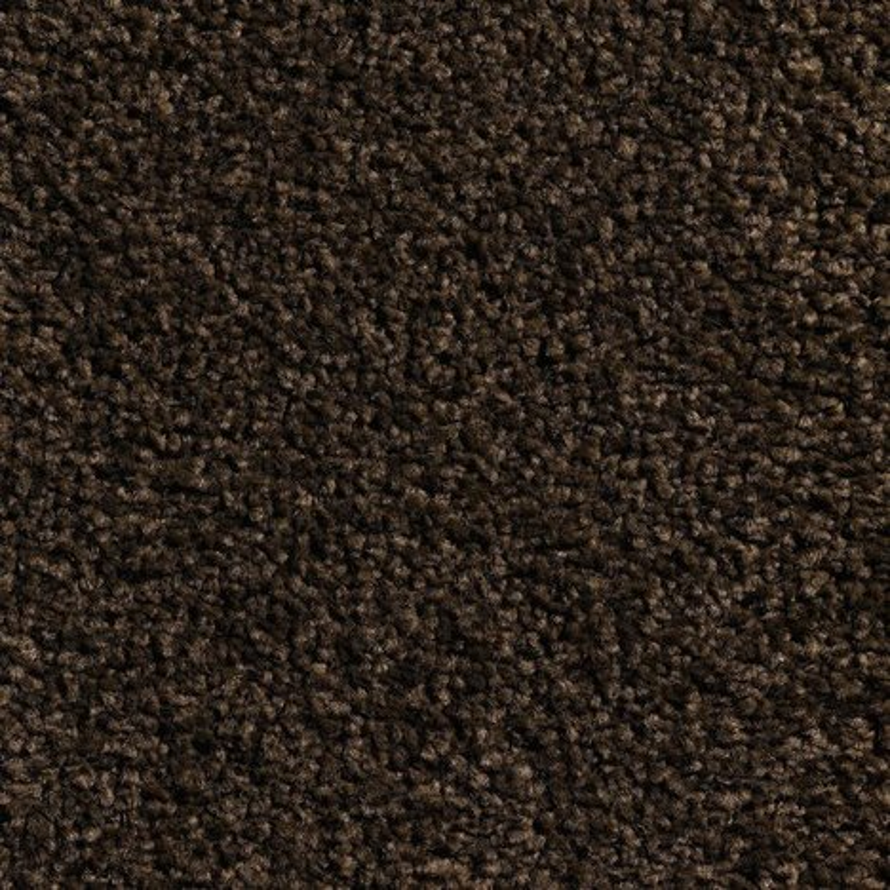 velours teppichboden carousel braun 5 meter breit teppichboden bodenbel ge baumarkt. Black Bedroom Furniture Sets. Home Design Ideas