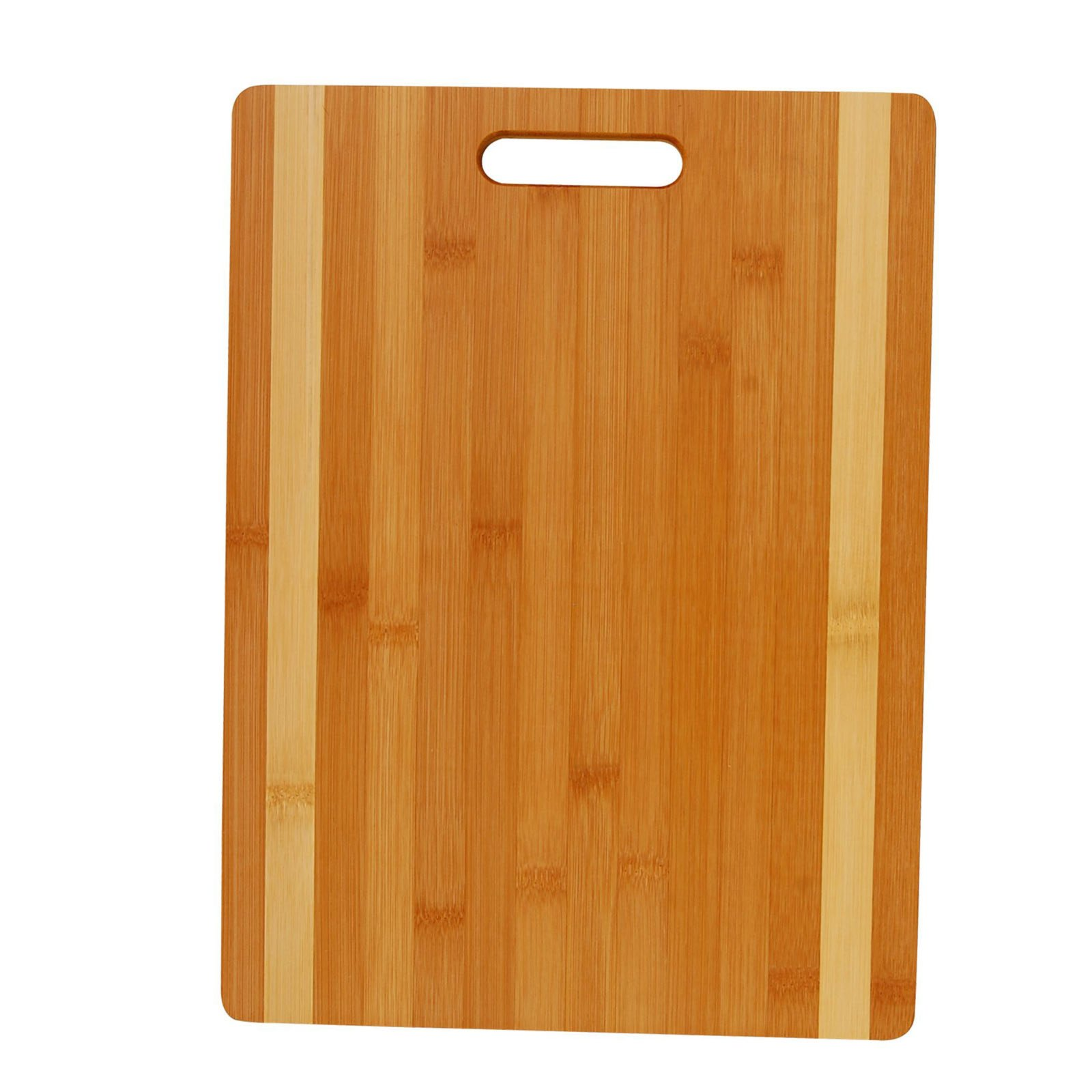 schneidebrett natur bambus 39 cm lang k chenhelfer haushalts k chenzubeh r deko. Black Bedroom Furniture Sets. Home Design Ideas