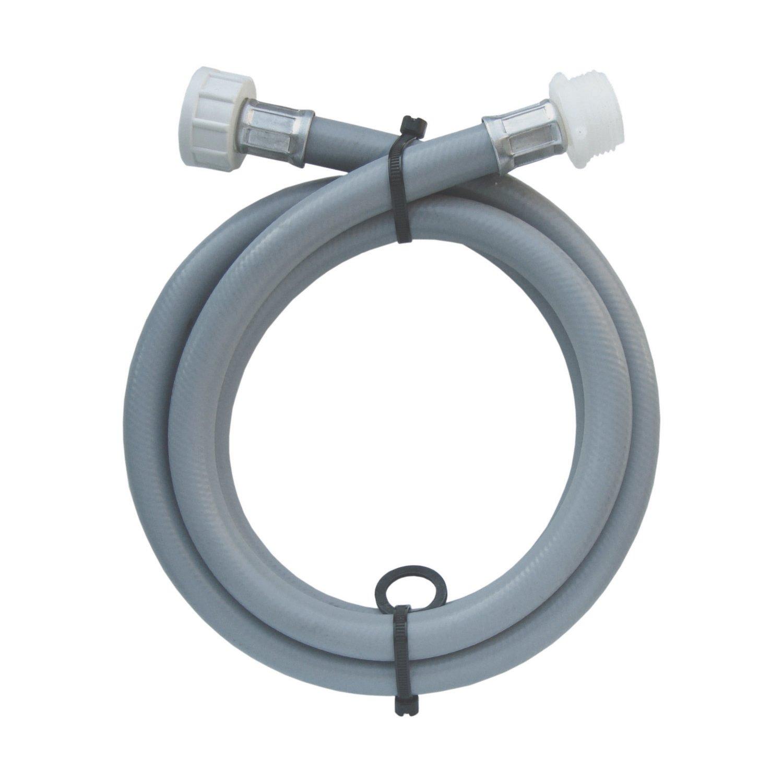 Hochdruck-Verlängerungsschlauch - grau - 150 cm