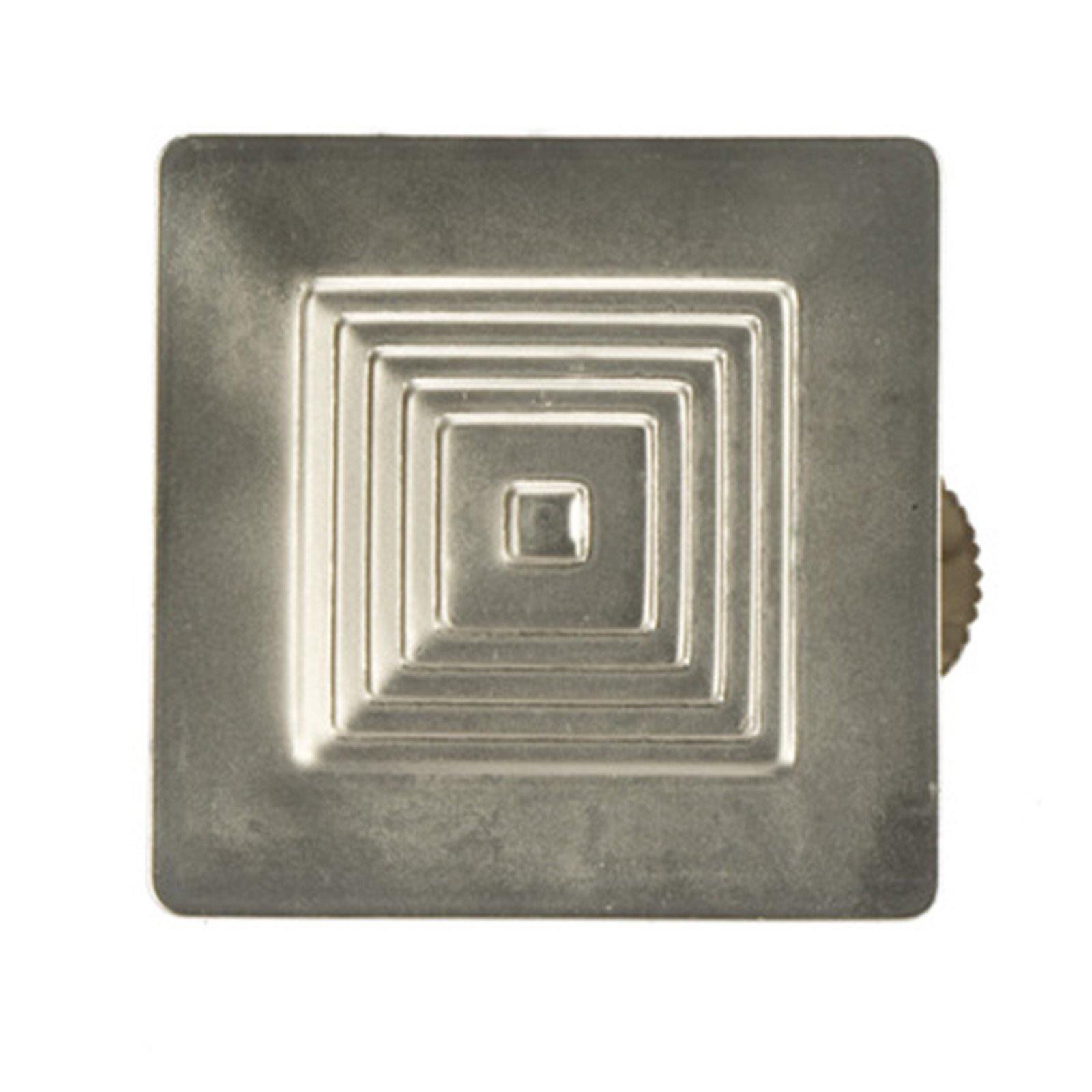 Raffhalter - Nickel matt - Pyramide