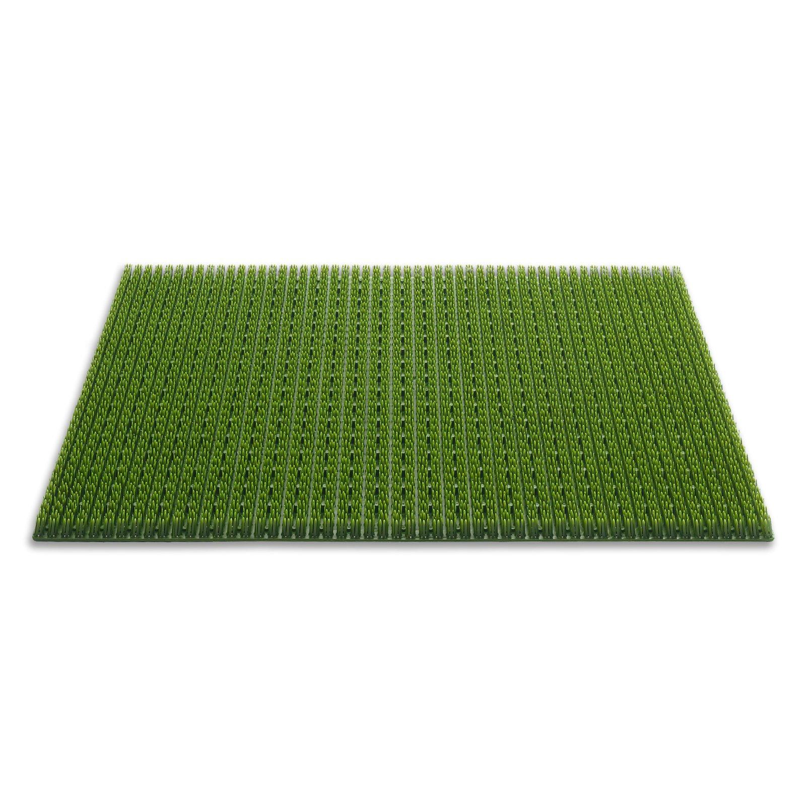 Fußmatte GRASMATTE - grün - 40x60 cm