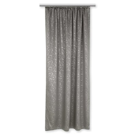 Verdunklungsvorhang SISSY - taupe - Dimout - 135x245 cm