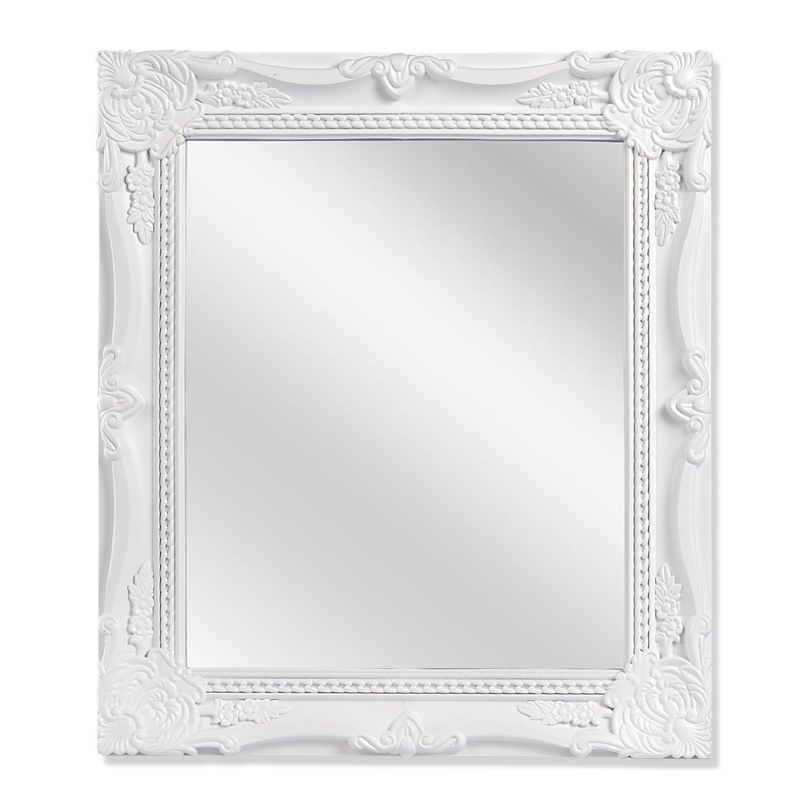spiegel verona wei 34x39 cm online bei roller kaufen. Black Bedroom Furniture Sets. Home Design Ideas