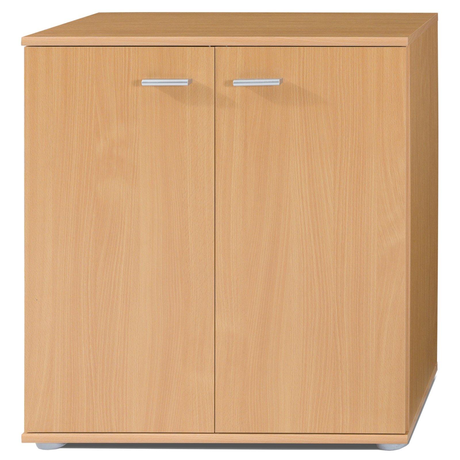 kommode mike 3 buche 2 t ren 71 cm kommoden sideboards m bel roller m belhaus. Black Bedroom Furniture Sets. Home Design Ideas