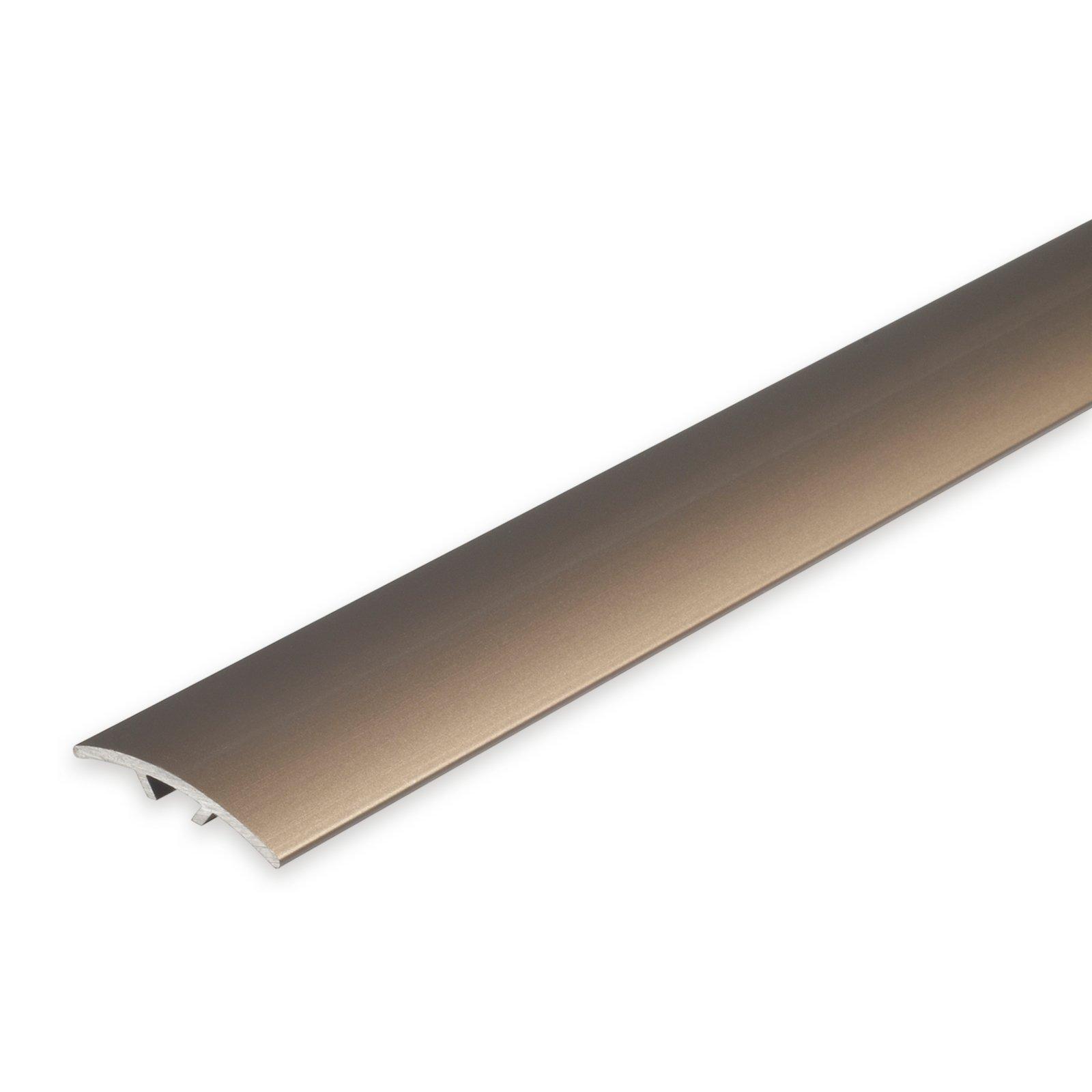 Übergangsprofil SK - bronze - Aluminium - 90 cm