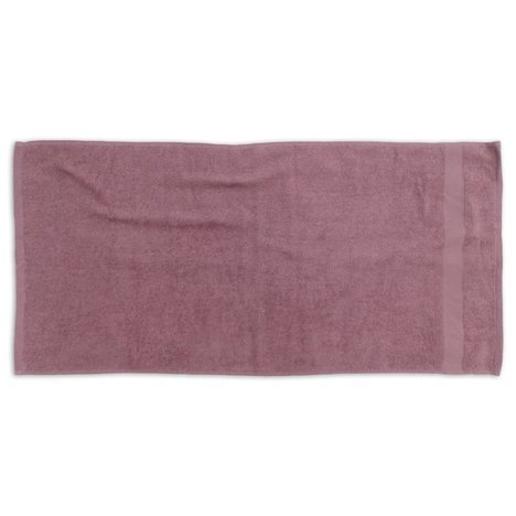 ROLLER Frottier-Handtuch SOFT FINISH - mauve - 50x100 cm