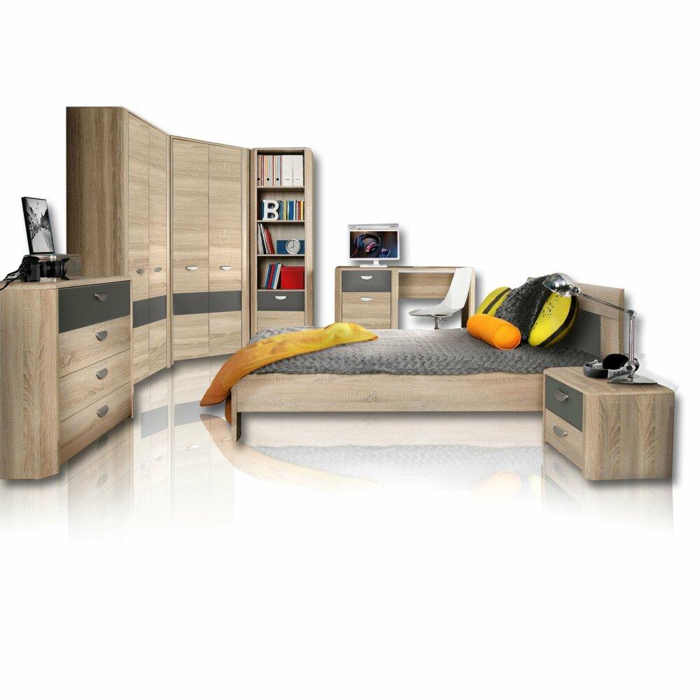 jugendzimmerangebot bei roller kw in deutschland. Black Bedroom Furniture Sets. Home Design Ideas
