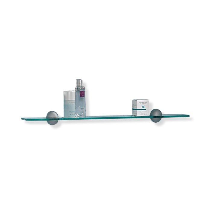 Glasablage - Glasregal - 72 cm breit