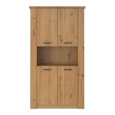 Highboard - Artisan Eiche - 4 Türen